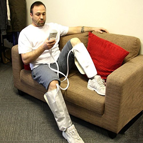 Redstone Compression Therapy With Heat Arm Leg Air