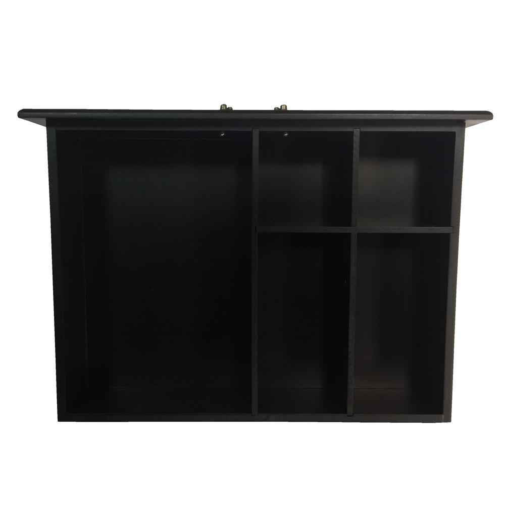 Black Dressing Table 1
