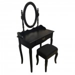 Black Dressing Table 4